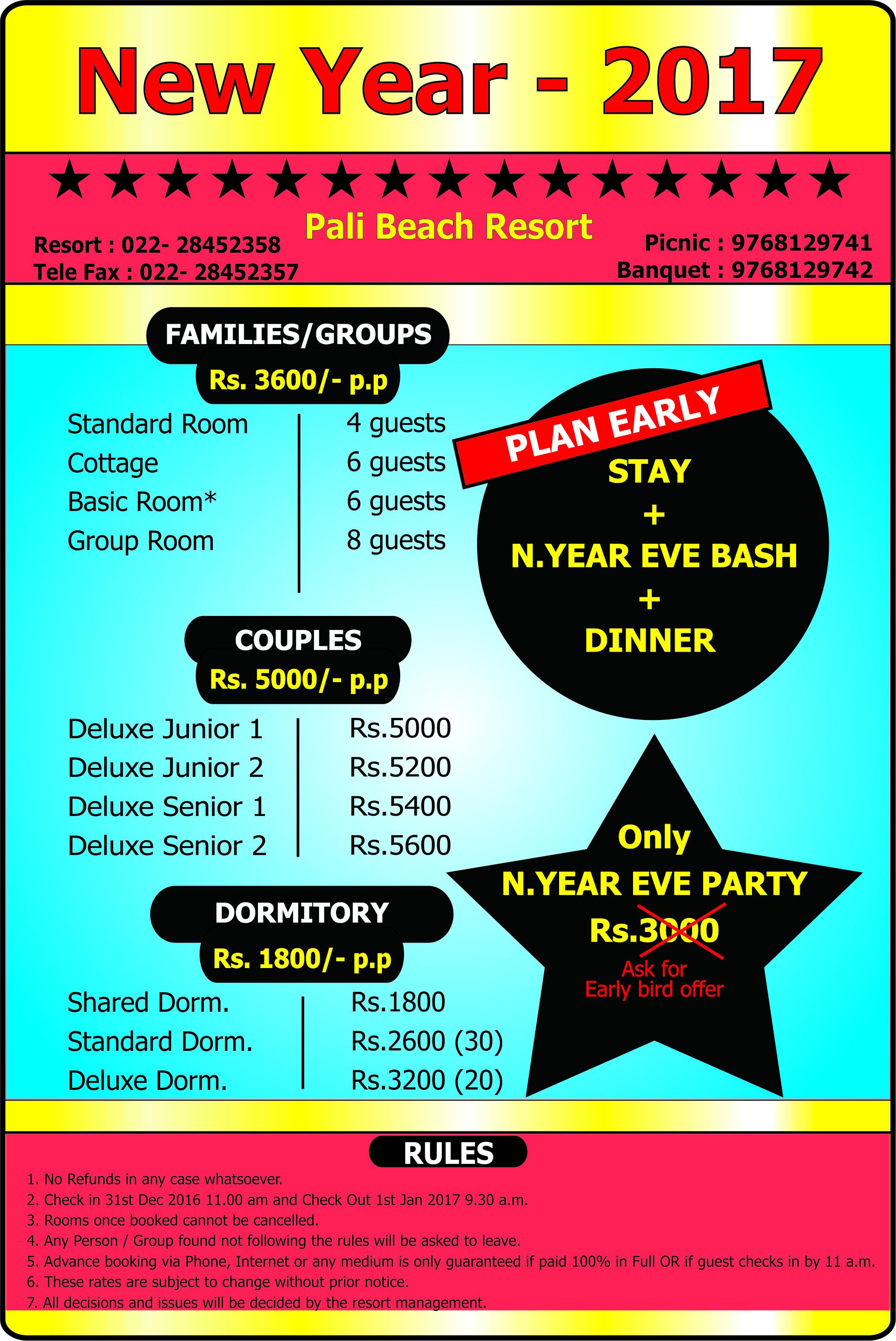 mumbai hotels - a resort in mumbai